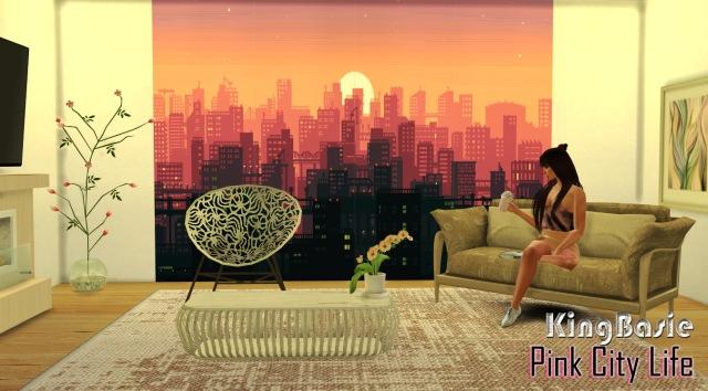 Pink City Life