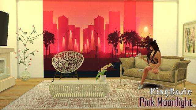 Pink Moonlight